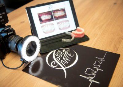 Imagerie dentaire Invisalign